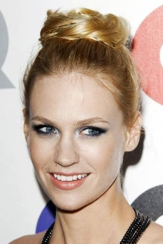 January Jones wallpaper containing a portrait titled January Jones