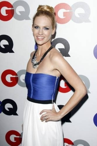 January Jones wallpaper possibly with a cocktail dress and a dinner dress called January Jones