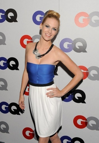 January Jones wallpaper probably containing a cocktail dress called January Jones
