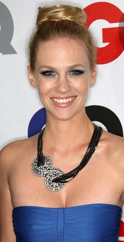 January Jones karatasi la kupamba ukuta possibly with a portrait called January Jones