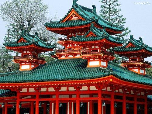 Japan karatasi la kupamba ukuta possibly containing a manor, a mansion, and a villa entitled Japan