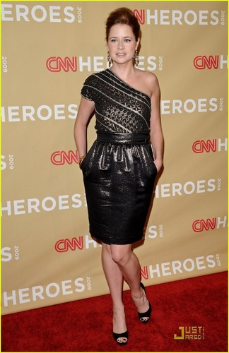 Jenna @ 2009 CNN heroes Awards