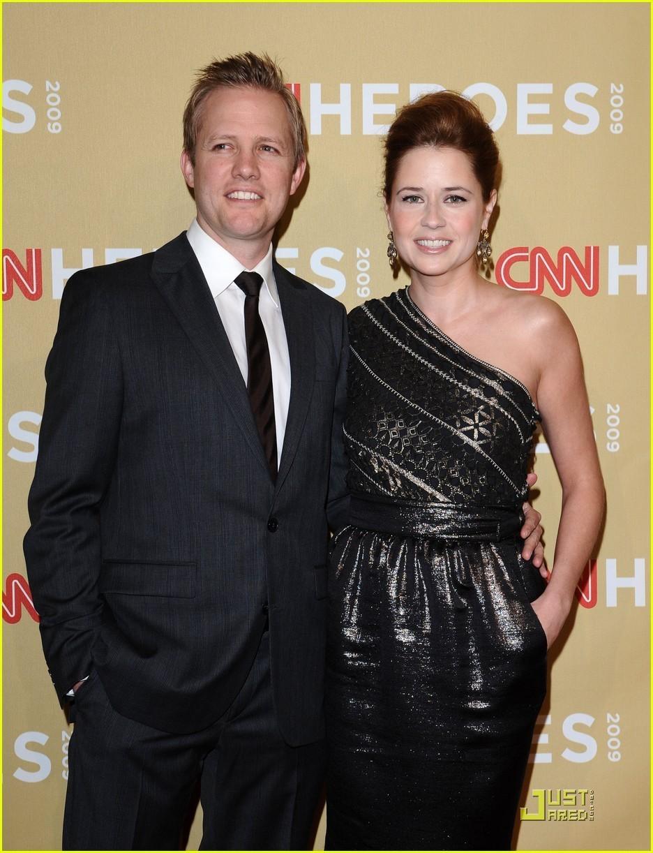 Jenna @ 2009 CNN Heroes Awards