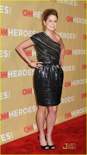 Jenna @ 2009 CNN हीरोस Awards