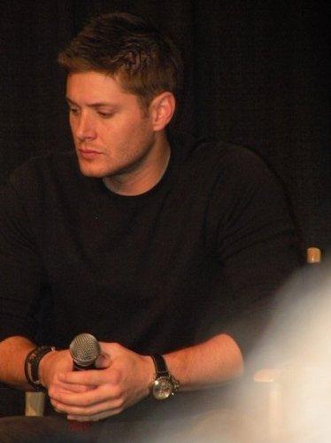Jensen at Chicon '09