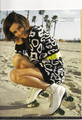 Jessica in Foam Magazine  (scans) - jessica-stroup photo