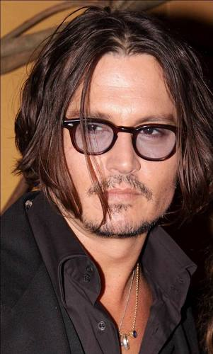 Johnny Depp no MoMA / Tim バートン Tribute - 17.11.2009