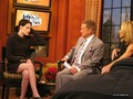 KRISTEN STEWART VISITS JIMMY FALLON AND REGIS & KELLY - 11/18/09  - twilight-series photo