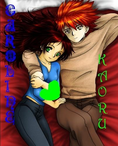 Kaoru and Caroline