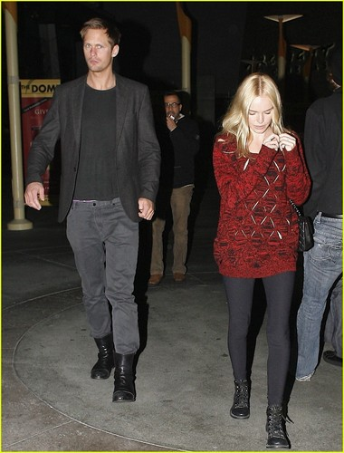 Kate & Alexander - kate-bosworth Photo