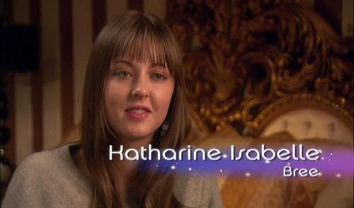 Katharine as Bree (Another Cinderella Story)