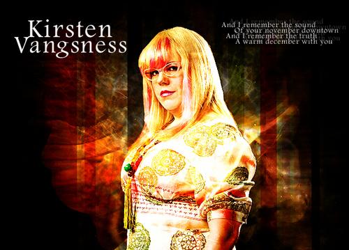 Kirsten.