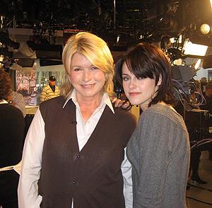 Kristen & Martha