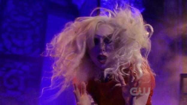 Lady GaGa on Gossip Girl (3x10)