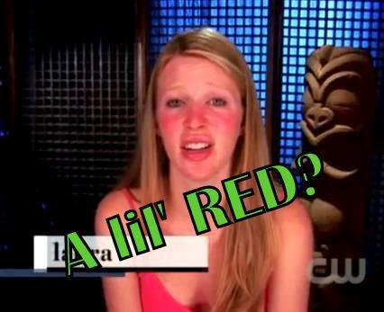 Lara - Red