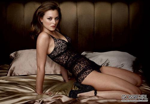 Leighton Meester - More GQ Photos