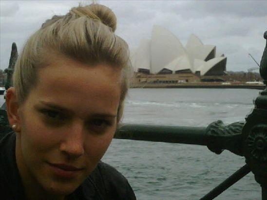 Luisana Lopilato in Australia