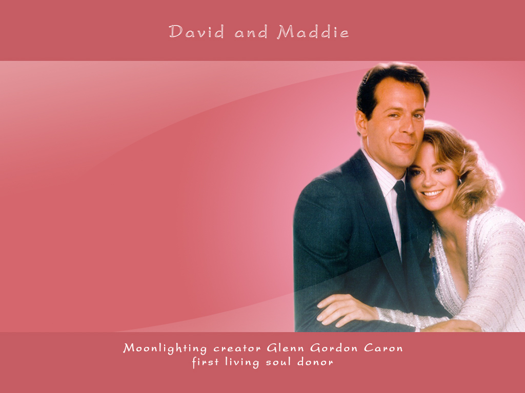 Maddie and David