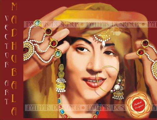Madhubala wallpaper - madhubala Photo