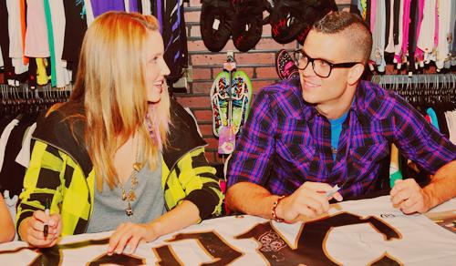 Mark and Dianna♥