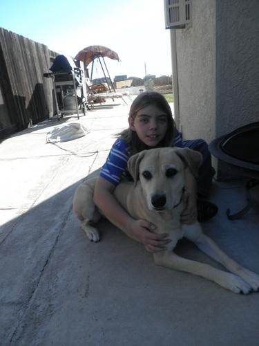 Me and Bella