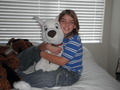 Me and my Bolt stuffed animal - uriaha photo