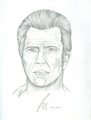 "Mel Gibson a la ""The Patriot"" - mel-gibson fan art"