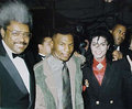 Mike, Don King, etc etc - michael-jackson photo