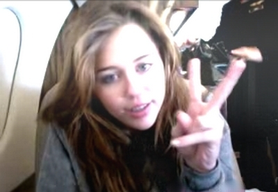 Miley Personal Pic