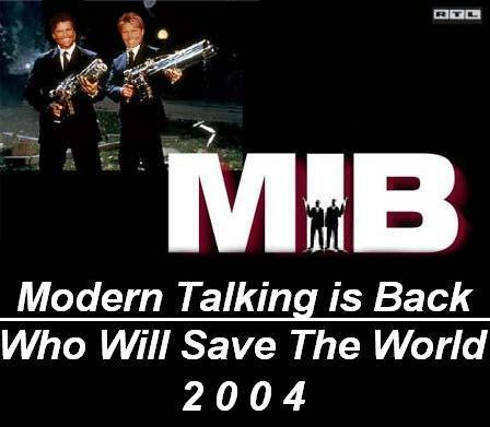 Modern Talking - Men in Black