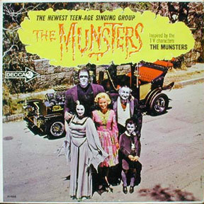 Munsters 音楽
