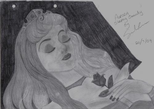 My Aurora Drawing