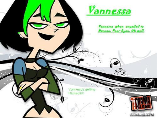 My other OC Vannessa!