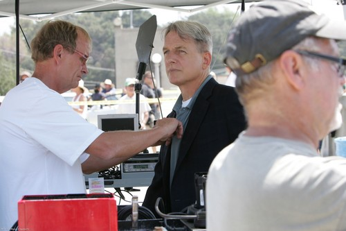 NCIS: BTS Photos