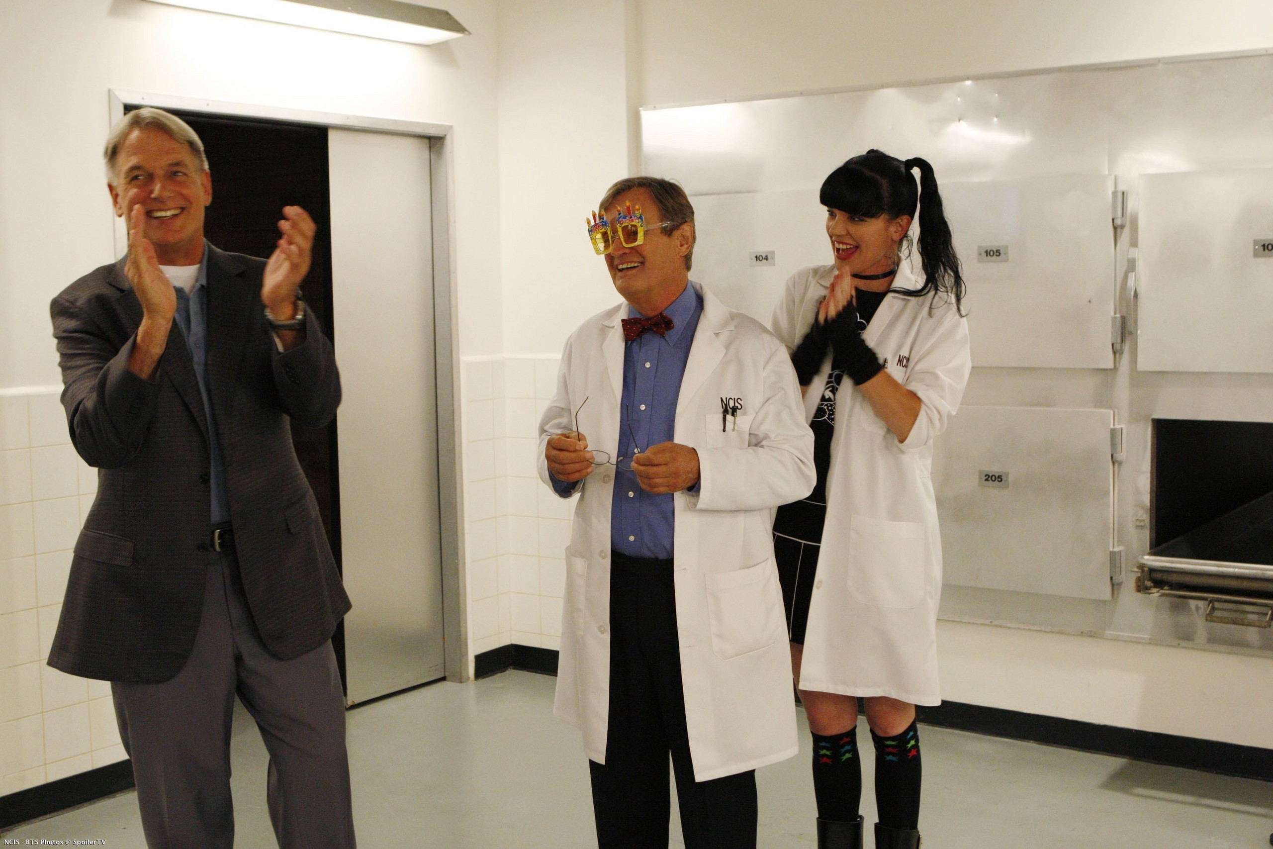 NCIS Behind the Scenes