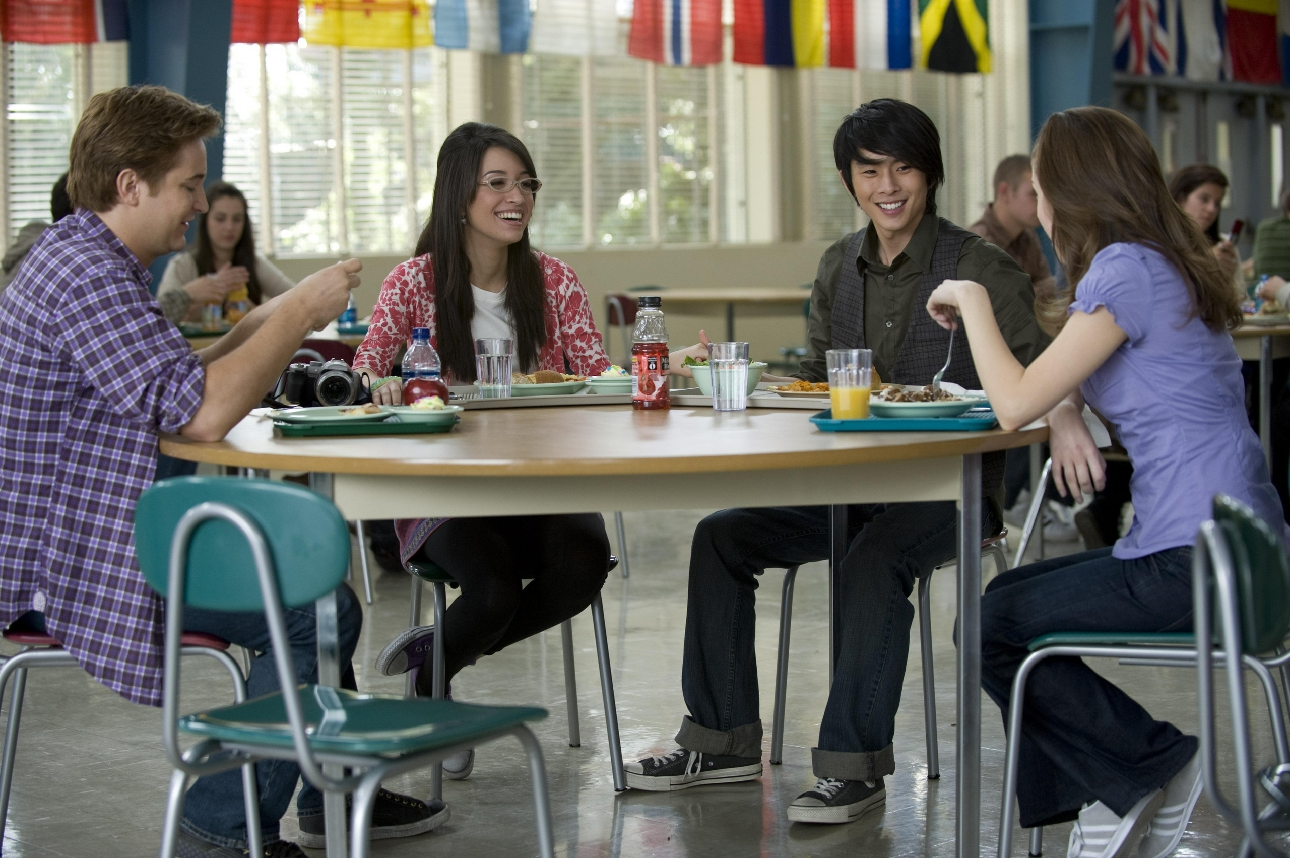 summary high school and jessica