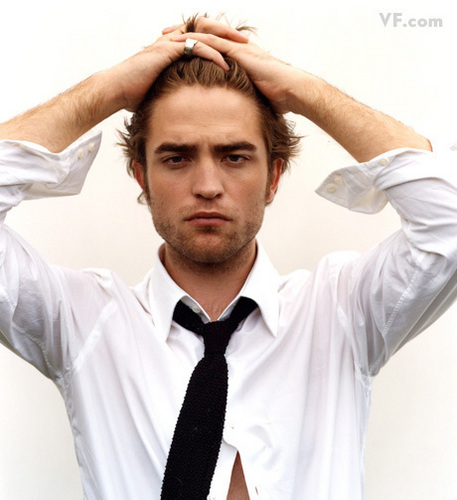 NEW Robert Pattinson Vanity Fair Outtakes