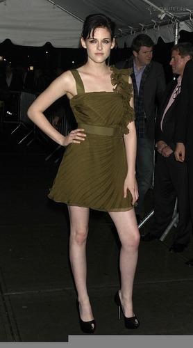 NY Premiere Kristen
