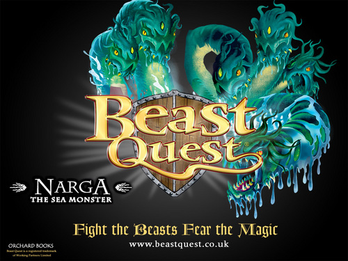 questing beast wallpaper - photo #12