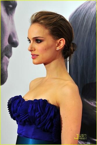 Natalie Portman Brings Her 'Brothers'