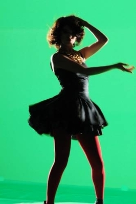 Naturally Video Shoot Picture