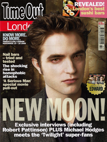 New Interview - Rob on Timeout London