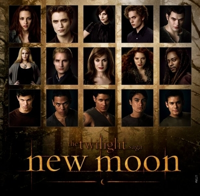 New Moon Characters