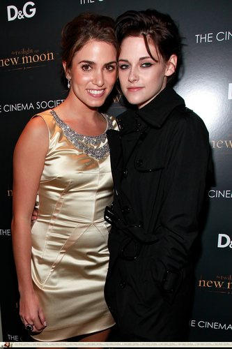 New Moon cast on premiere in New York