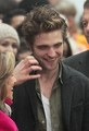 New Pics: Rob Out At The Today Show  - twilight-series photo