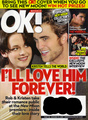 New moon Collectors edition of OK! magazine scans  - twilight-series photo