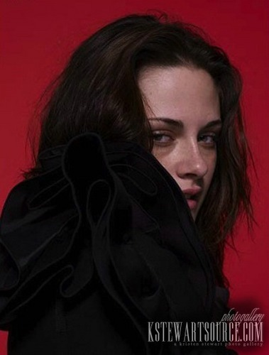 New outtakes of Kristen for Dazed and Confused Magazine