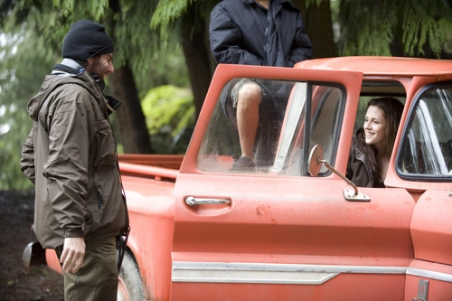 New Fotos behind-the-scene
