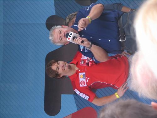 Nicky Motogp meets vienna