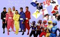 Ninja Ranger Power - the-power-rangers wallpaper